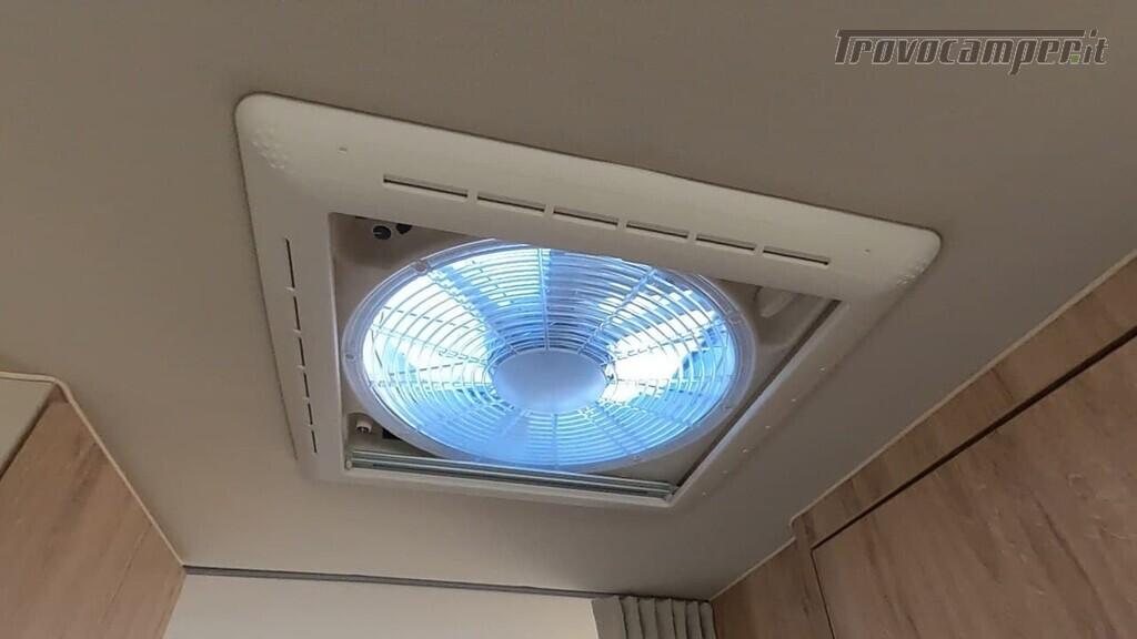 EURA MOBIL INTEGRA LINE 660 EB nuovo  in vendita a Torino - Immagine 22