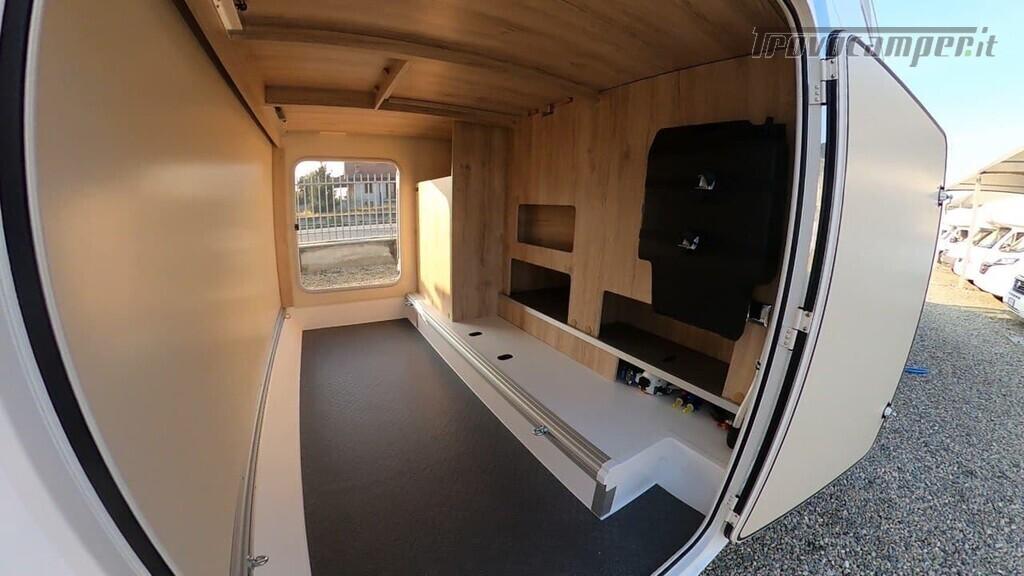 EURA MOBIL INTEGRA LINE 660 EB nuovo  in vendita a Torino - Immagine 23