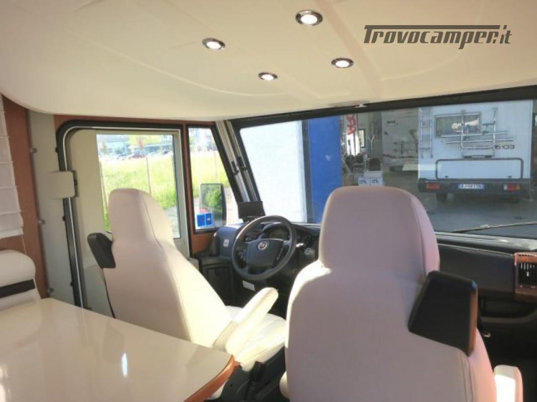 Motorhome ARCA H737GLC usato  in vendita a Massa-Carrara - Immagine 7