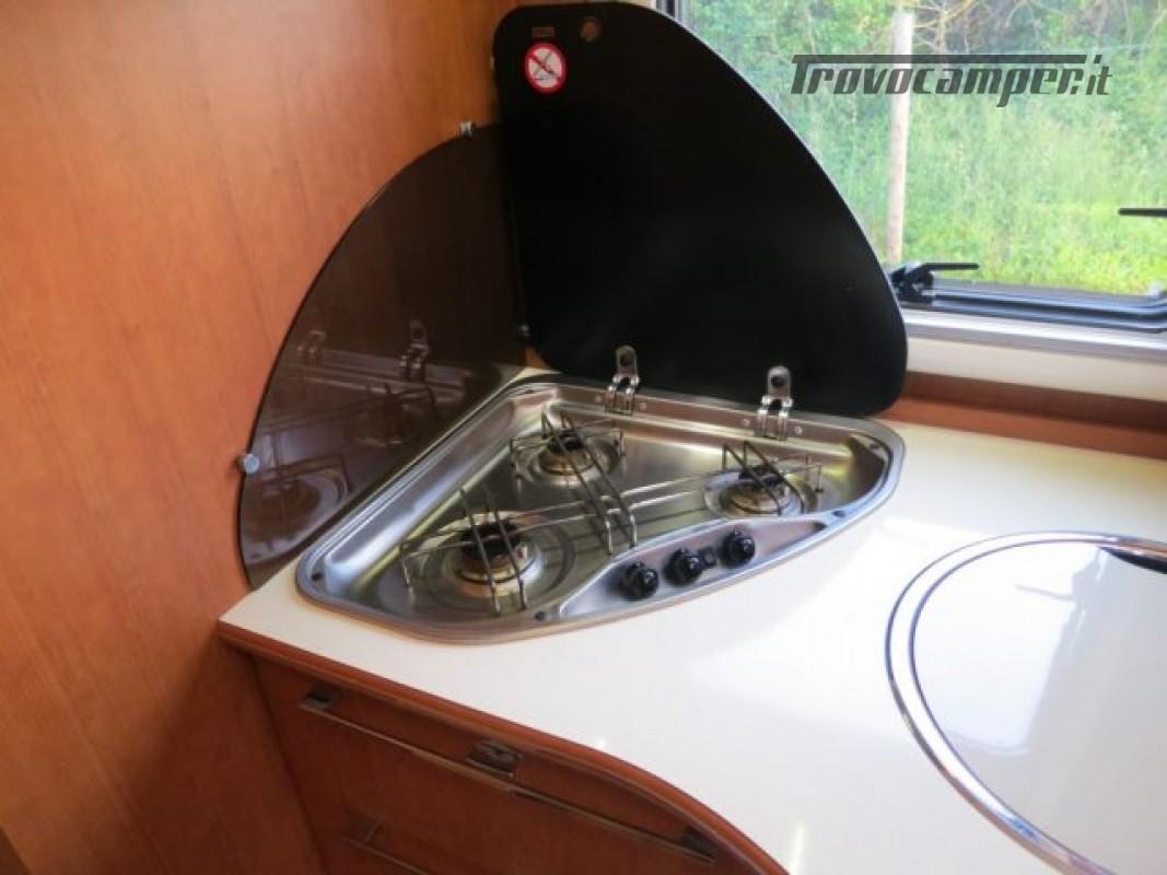 Motorhome ARCA H737GLC usato  in vendita a Massa-Carrara - Immagine 12