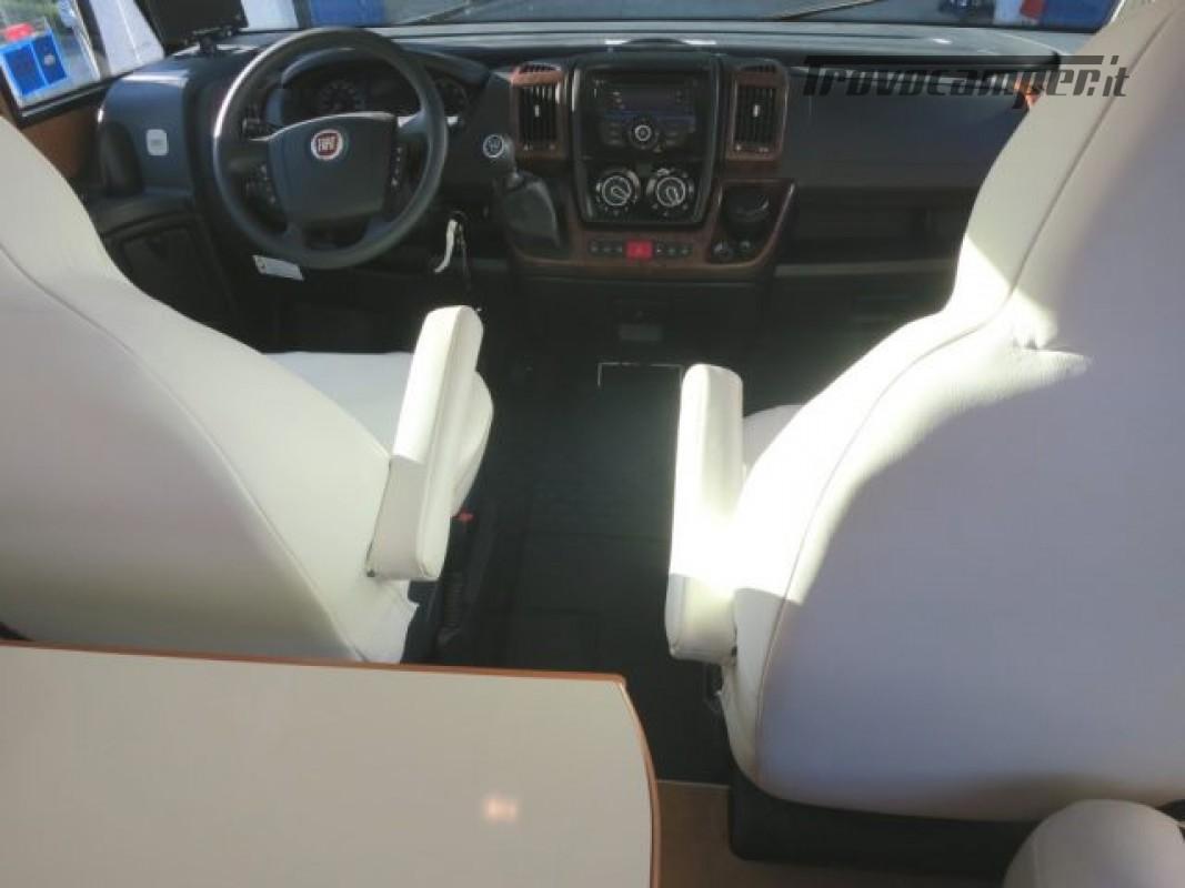 Motorhome ARCA H737GLC usato  in vendita a Massa-Carrara - Immagine 16
