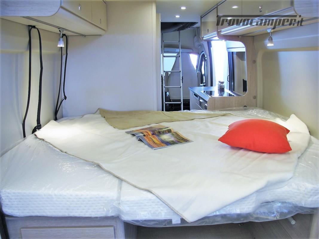 Burstner Campeo C 600 - Furgonato Bianco con tetto sollevabile nuovo  in vendita a Torino - Immagine 10