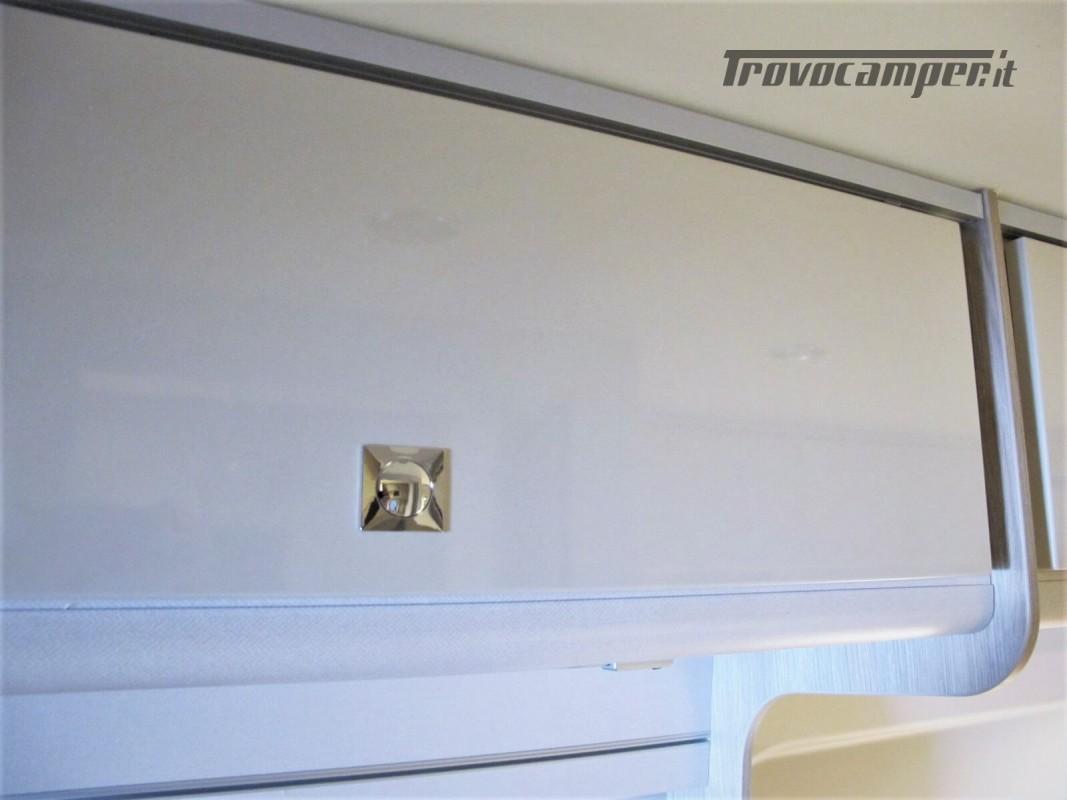 Burstner Campeo C 600 - Furgonato Bianco con tetto sollevabile nuovo  in vendita a Torino - Immagine 16