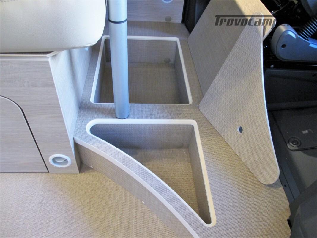 Burstner Campeo C 600 - Furgonato Bianco con tetto sollevabile nuovo  in vendita a Torino - Immagine 19