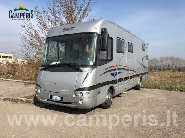 Motorhome FRANKIA FRANKIA ROYAL CLASS 9800 QD - CA nuovo  in vendita a Matera - Immagine 1