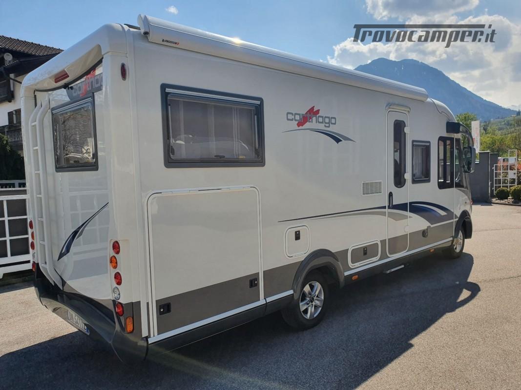 Motorhome Carthago chic e-line I 47 usato  in vendita a Bolzano - Immagine 3