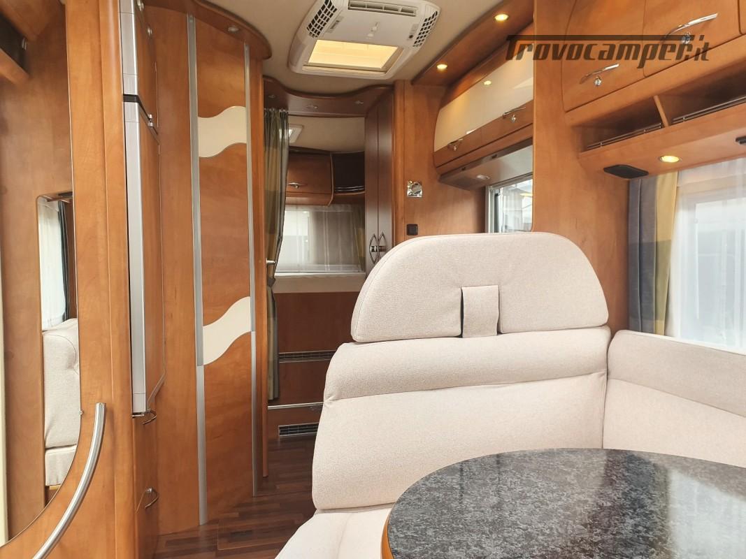 Motorhome Carthago chic e-line I 47 usato  in vendita a Bolzano - Immagine 10