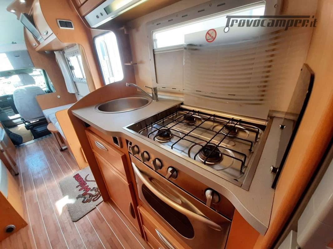 USATO - C.I. RIVIERA GT MANSARDATO usato  in vendita a Macerata - Immagine 16