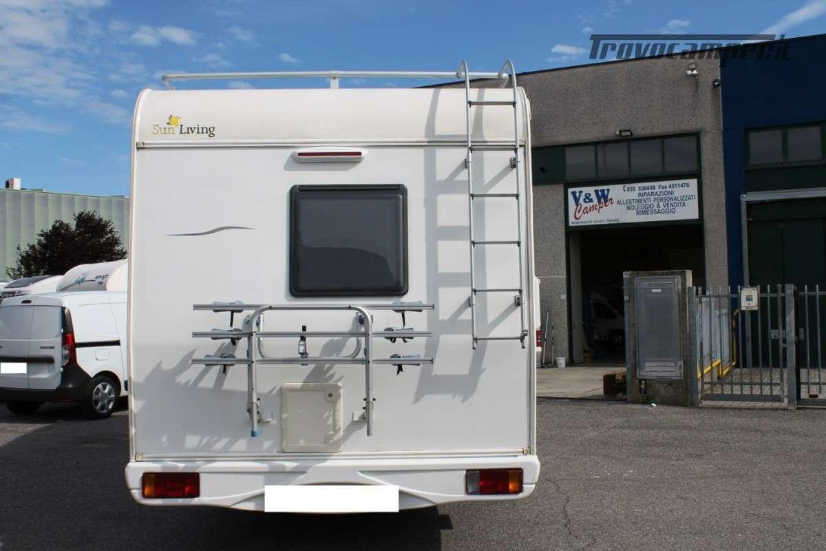 SUN LIVING MODELLO CONDOR - 7 POSTI LETTO usato  in vendita a Bergamo - Immagine 3