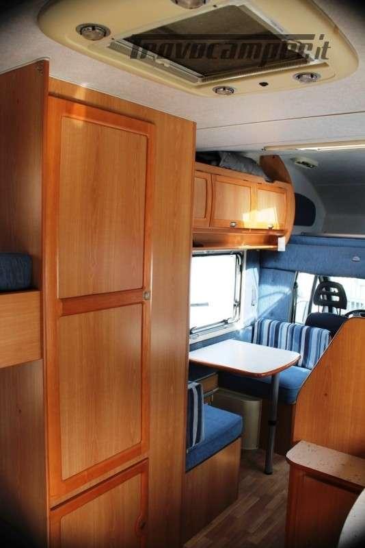 SUN LIVING MODELLO CONDOR - 7 POSTI LETTO usato  in vendita a Bergamo - Immagine 6