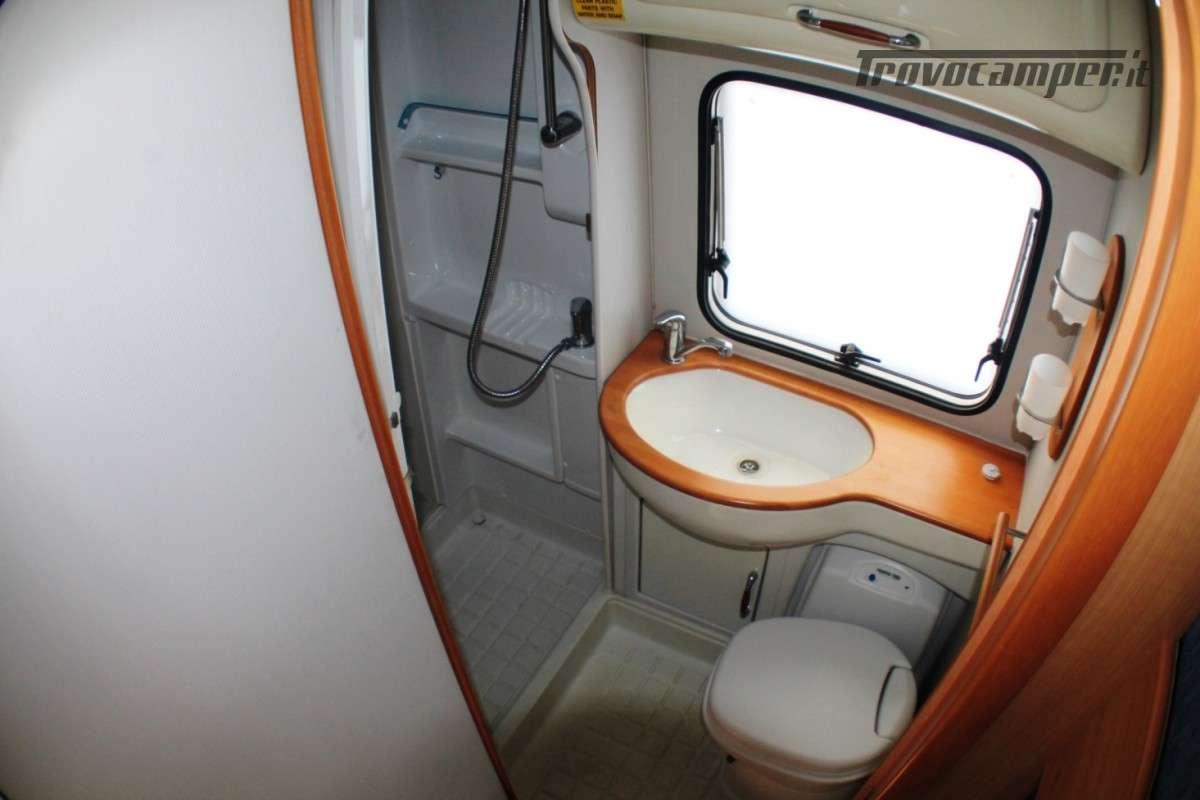 SUN LIVING MODELLO CONDOR - 7 POSTI LETTO usato  in vendita a Bergamo - Immagine 7