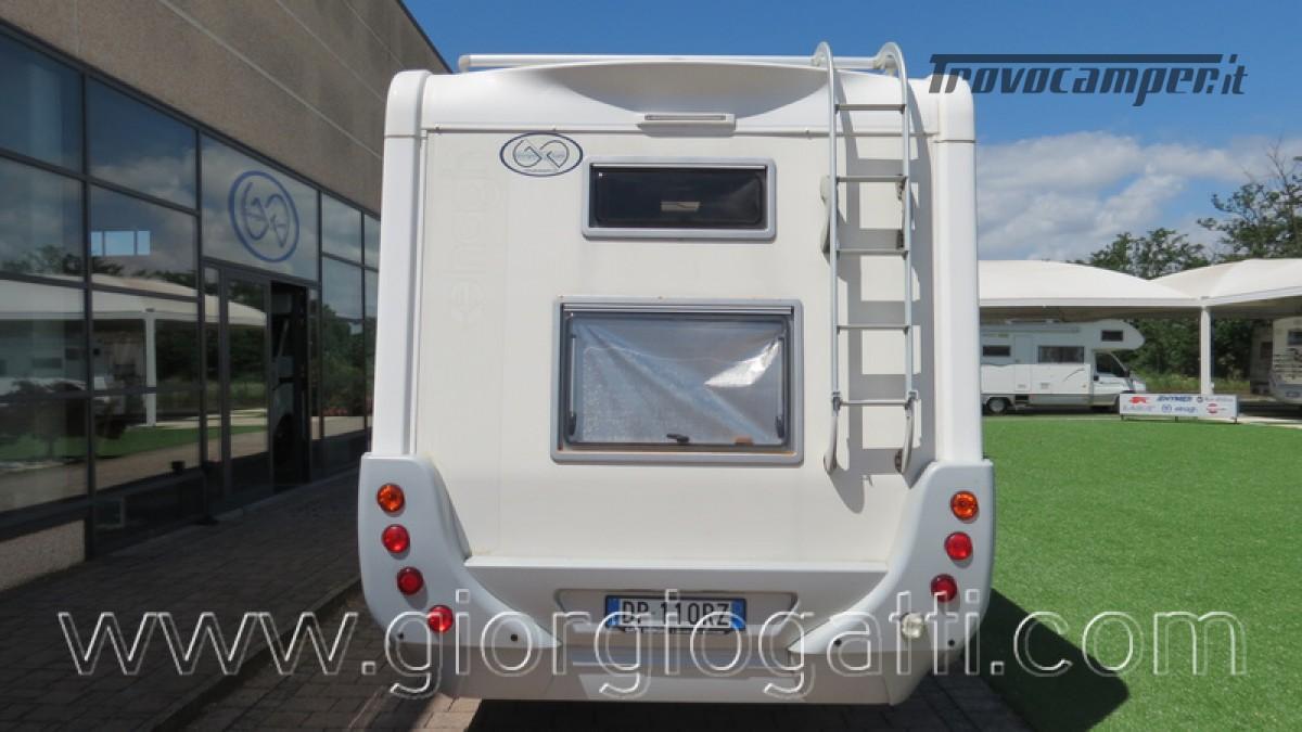 Camper Elnagh Prince 47 mansardato con garage usato  in vendita a Alessandria - Immagine 12