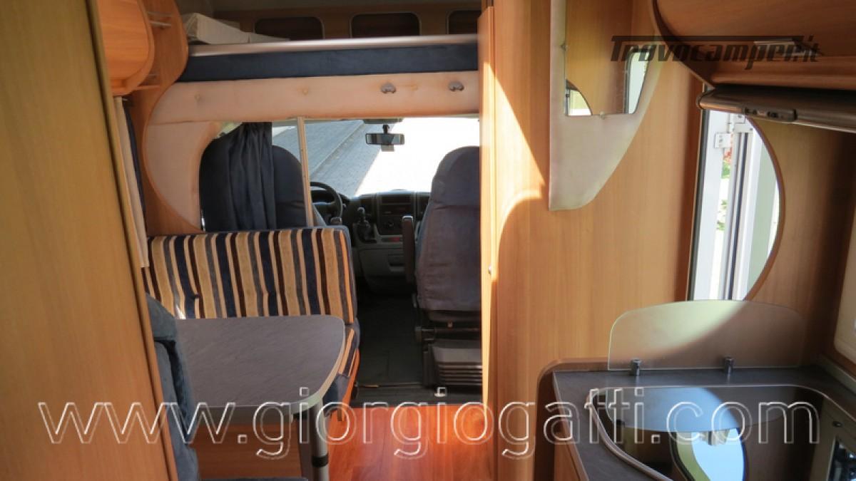 Camper Elnagh Prince 47 mansardato con garage usato  in vendita a Alessandria - Immagine 20