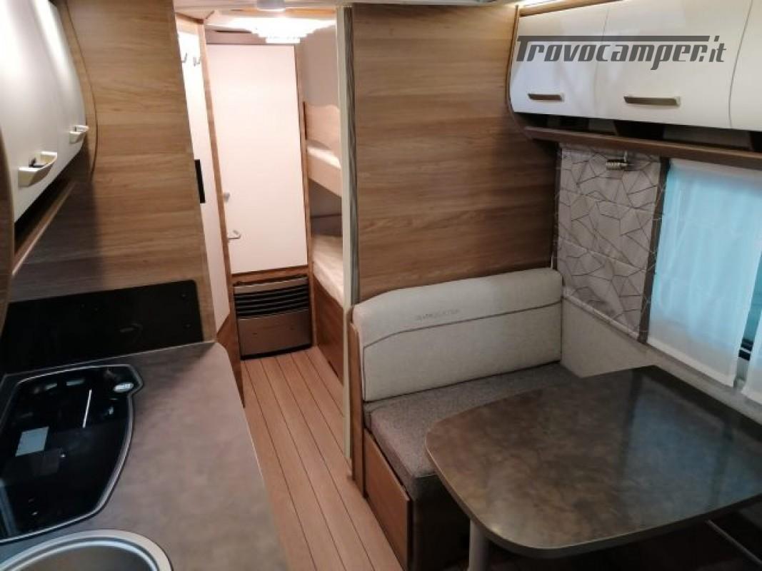 Roulotte KNAUS CARAVAN  SPORT 500 KD  3 LETTI CAS nuovo  in vendita a Bergamo - Immagine 5