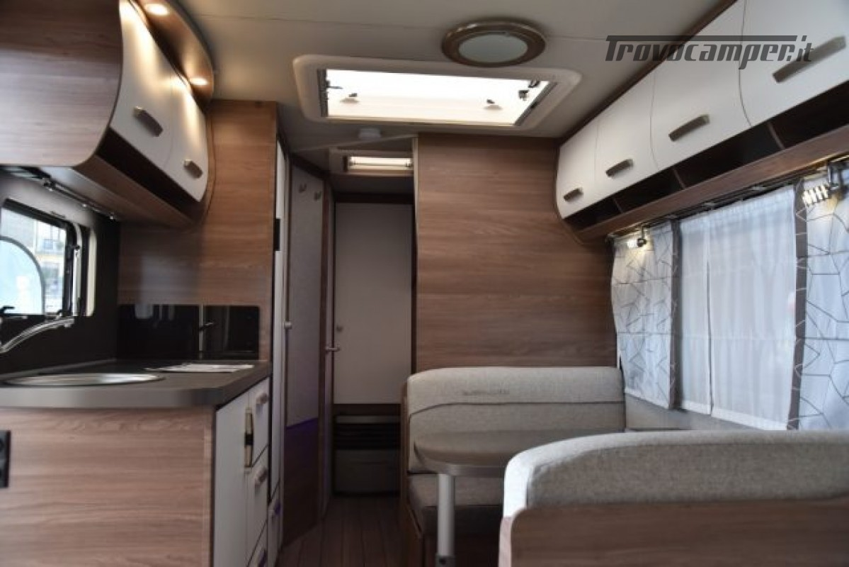 Roulotte KNAUS CARAVAN  SPORT 500 KD  3 LETTI CAS nuovo  in vendita a Bergamo - Immagine 8
