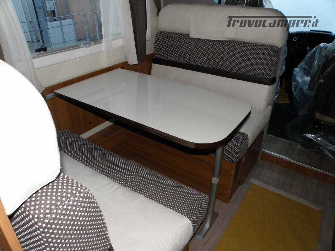 CAMPER MANSARDATO PRONTA CONSEGNA ELNAGH BARON 26 GARAGE nuovo  in vendita a Prato - Immagine 26