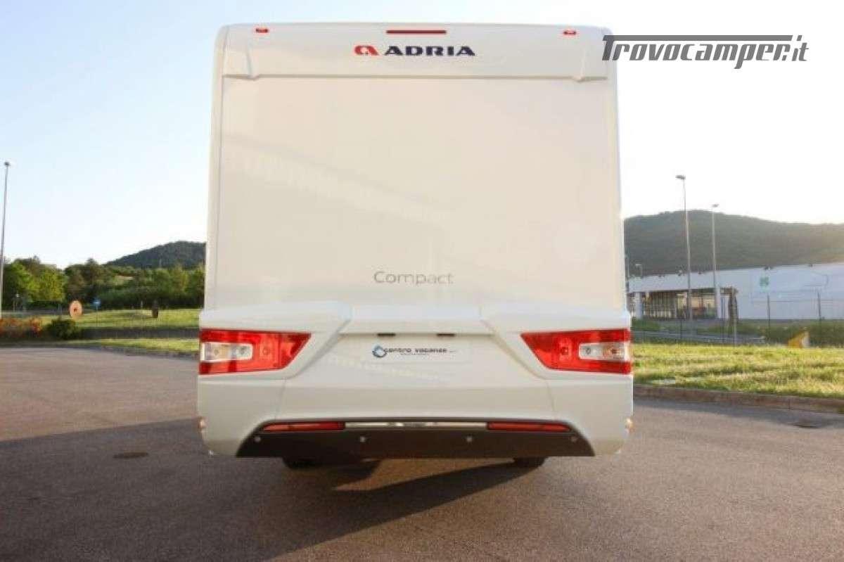 Semintegrale ADRIA COMPACT AXESS DL nuovo  in vendita a Trieste - Immagine 3