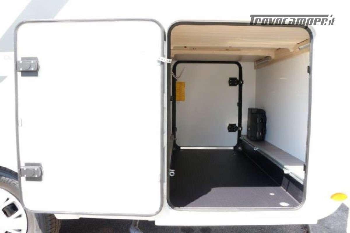 Semintegrale ADRIA COMPACT AXESS DL nuovo  in vendita a Trieste - Immagine 4