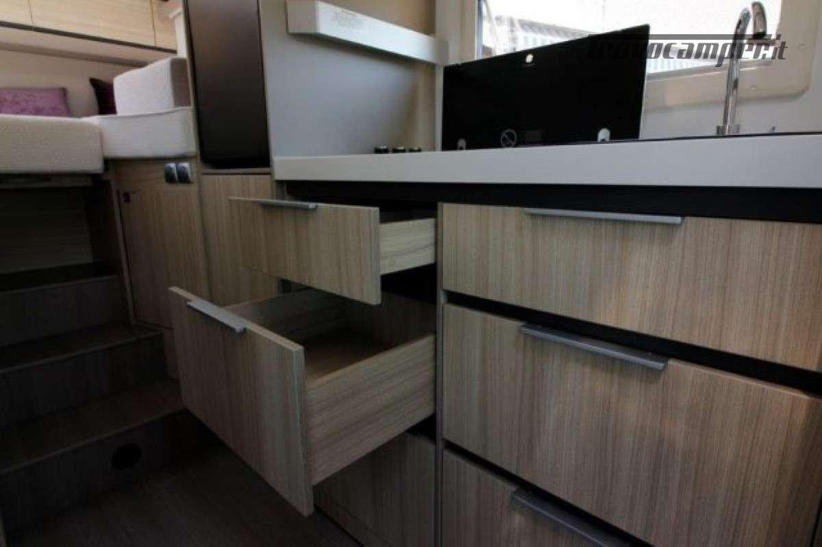 Semintegrale ADRIA COMPACT AXESS DL nuovo  in vendita a Trieste - Immagine 8