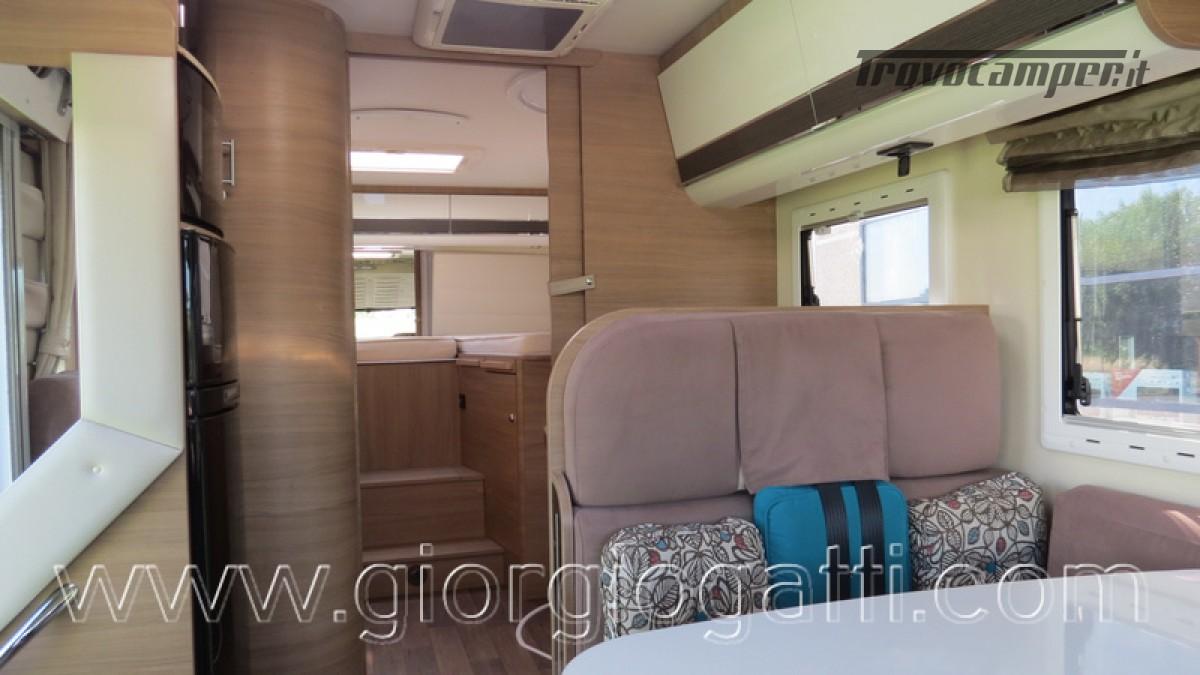 Camper Elnagh I-Loft 530 motorhome letti gemelli e garage usato  in vendita a Alessandria - Immagine 9