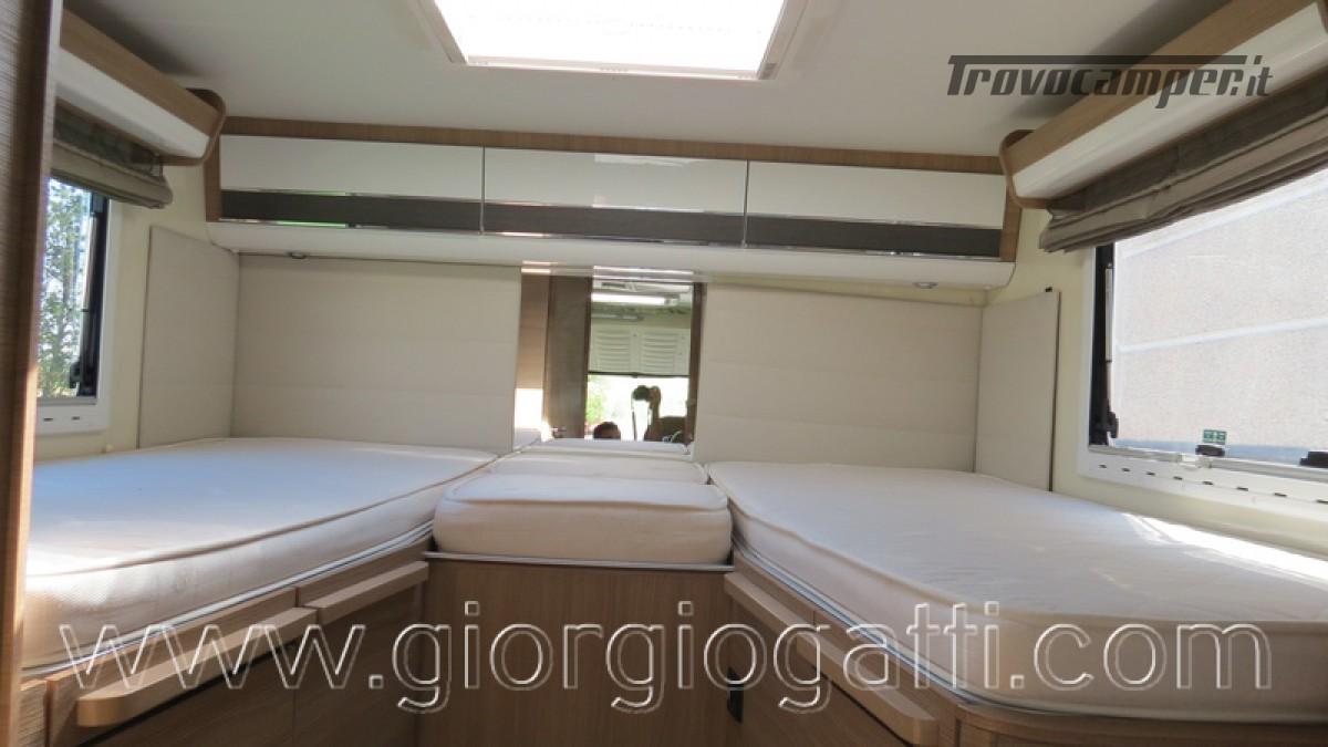 Camper Elnagh I-Loft 530 motorhome letti gemelli e garage usato  in vendita a Alessandria - Immagine 10