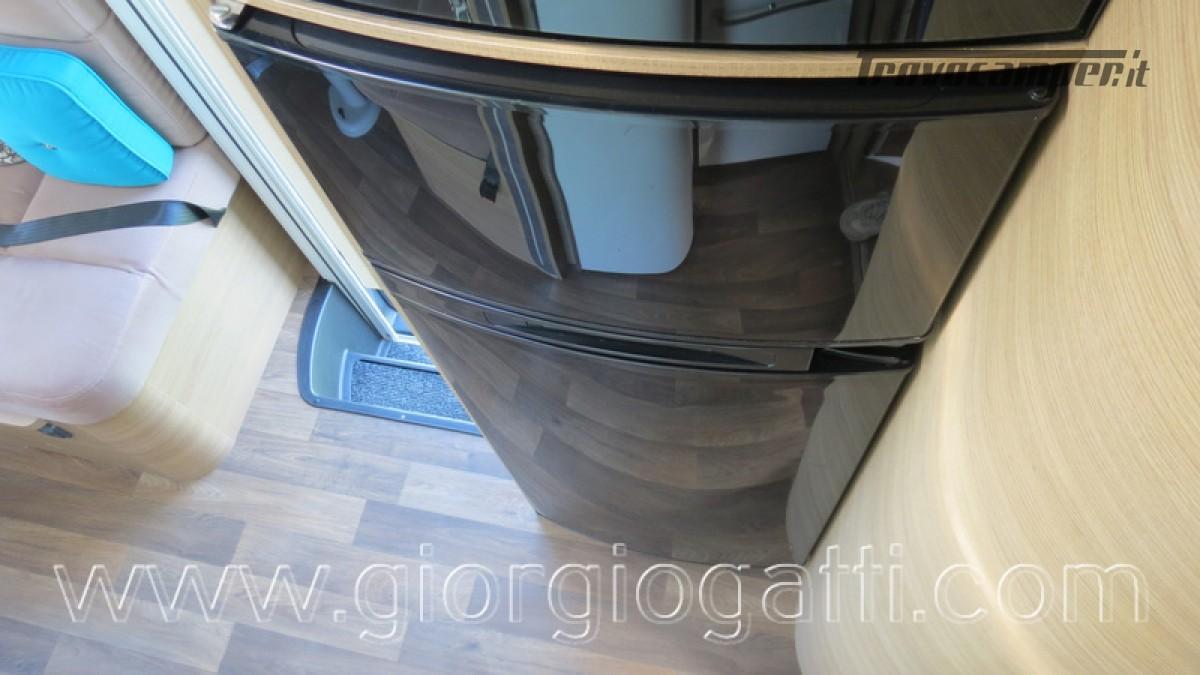 Camper Elnagh I-Loft 530 motorhome letti gemelli e garage usato  in vendita a Alessandria - Immagine 11
