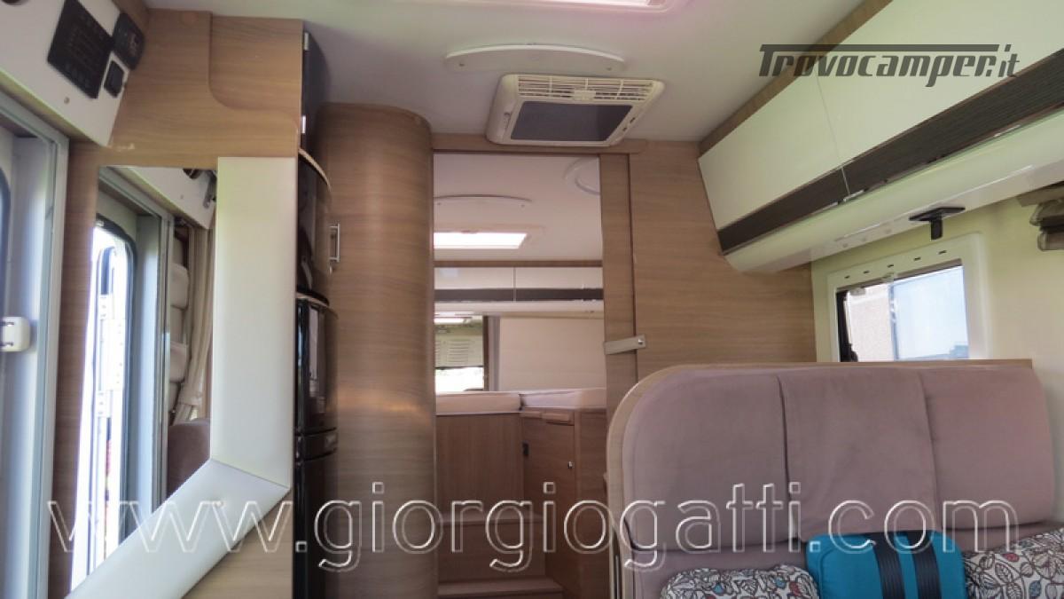 Camper Elnagh I-Loft 530 motorhome letti gemelli e garage usato  in vendita a Alessandria - Immagine 13