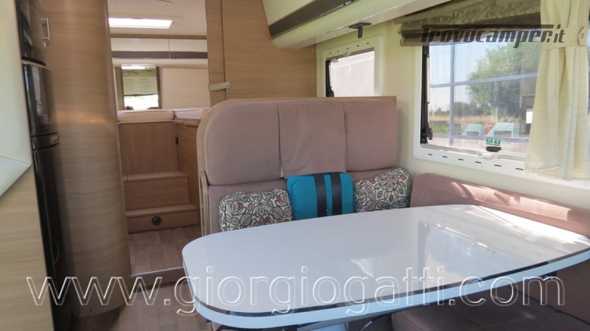 Camper Elnagh I-Loft 530 motorhome letti gemelli e garage usato  in vendita a Alessandria - Immagine 14