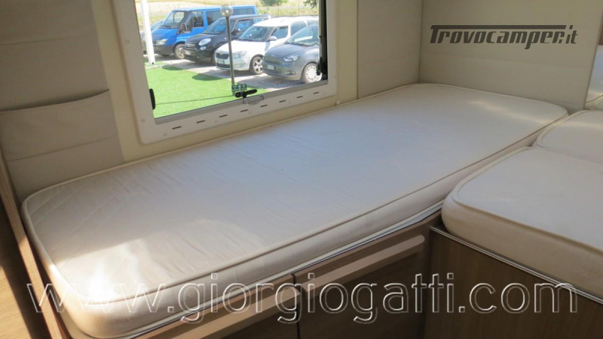 Camper Elnagh I-Loft 530 motorhome letti gemelli e garage usato  in vendita a Alessandria - Immagine 17