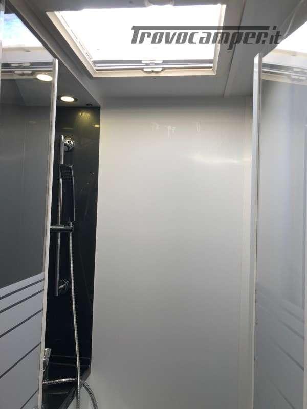 Semintegrale Adria Matrix Axess 670SC nuovo  in vendita a Firenze - Immagine 27