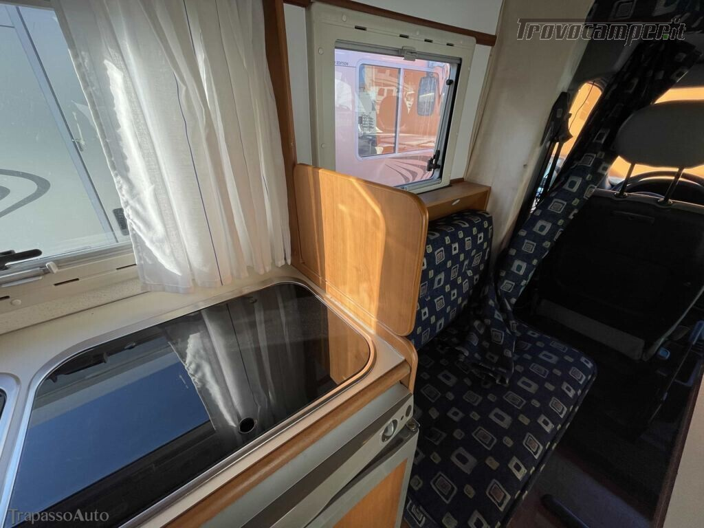 Semintegrale Aiesistem Projet 400 monoscocca usato  in vendita a Sassari - Immagine 16