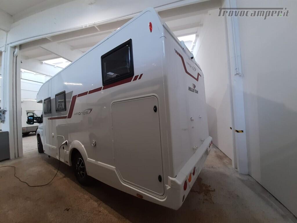 PROFILATO CON BASCULANTE Roller Team KRONOS 284 TL | NOLEGGIO nuovo  in vendita a Macerata - Immagine 2