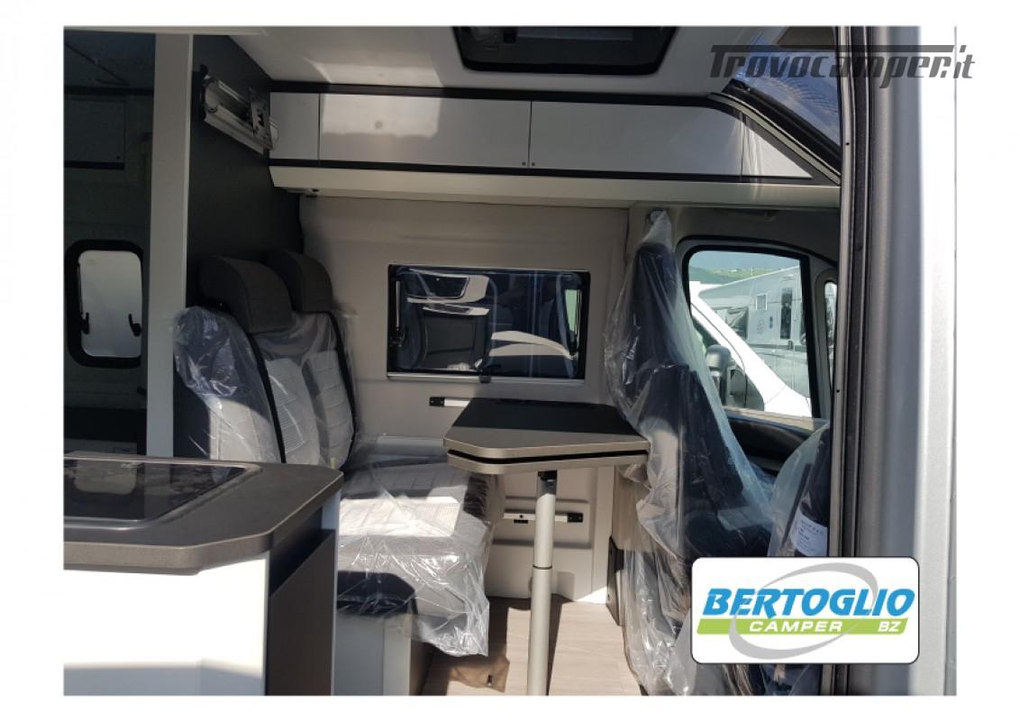 424 - ADRIA TWIN SPORT SUPREME 640 SGX con tetto soffietto e letto elettrico nuovo  in vendita a Bolzano - Immagine 2