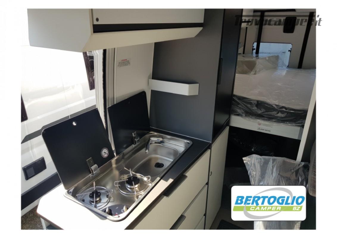 424 - ADRIA TWIN SPORT SUPREME 640 SGX con tetto soffietto e letto elettrico nuovo  in vendita a Bolzano - Immagine 5