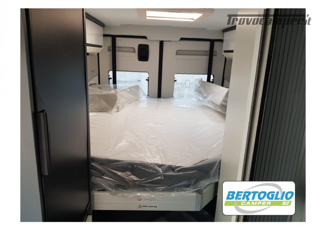 424 - ADRIA TWIN SPORT SUPREME 640 SGX con tetto soffietto e letto elettrico nuovo  in vendita a Bolzano - Immagine 6