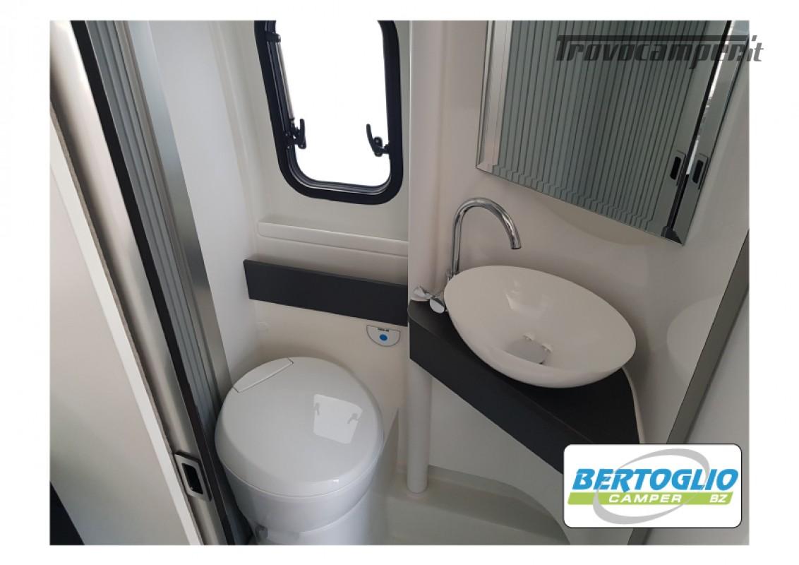 424 - ADRIA TWIN SPORT SUPREME 640 SGX con tetto soffietto e letto elettrico nuovo  in vendita a Bolzano - Immagine 9