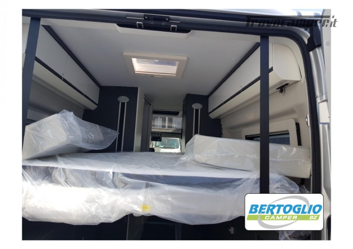424 - ADRIA TWIN SPORT SUPREME 640 SGX con tetto soffietto e letto elettrico nuovo  in vendita a Bolzano - Immagine 10