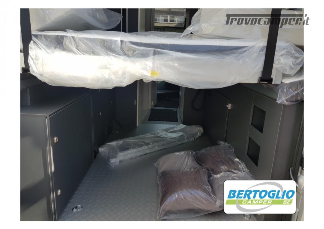 424 - ADRIA TWIN SPORT SUPREME 640 SGX con tetto soffietto e letto elettrico nuovo  in vendita a Bolzano - Immagine 11