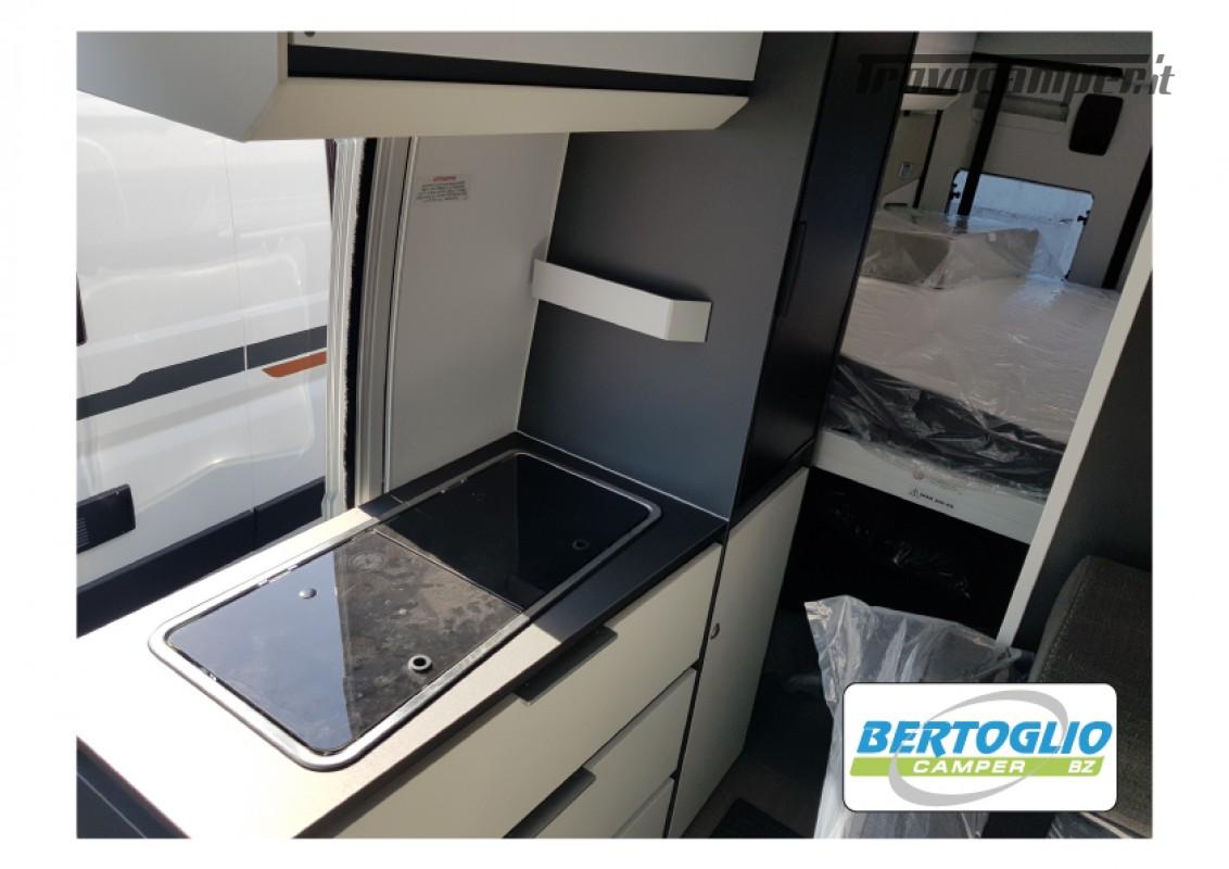 424 - ADRIA TWIN SPORT SUPREME 640 SGX con tetto soffietto e letto elettrico nuovo  in vendita a Bolzano - Immagine 12