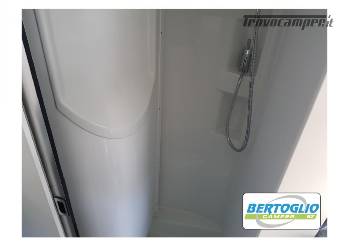 424 - ADRIA TWIN SPORT SUPREME 640 SGX con tetto soffietto e letto elettrico nuovo  in vendita a Bolzano - Immagine 13