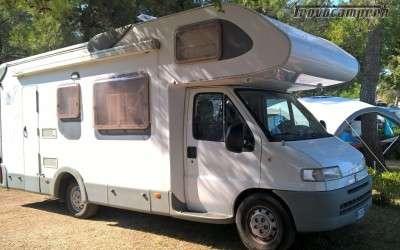 KNAUS 708 K SUN TRAVELLER usato  in vendita a Milano - Immagine 1