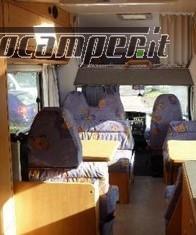 KNAUS 708 K SUN TRAVELLER usato  in vendita a Milano - Immagine 3