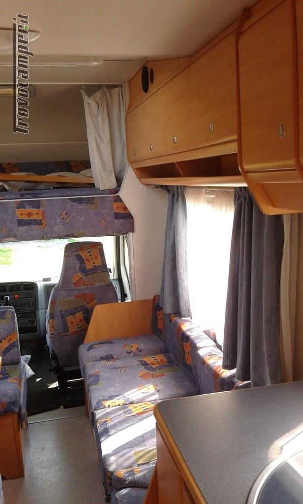 KNAUS 708 K SUN TRAVELLER usato  in vendita a Milano - Immagine 4