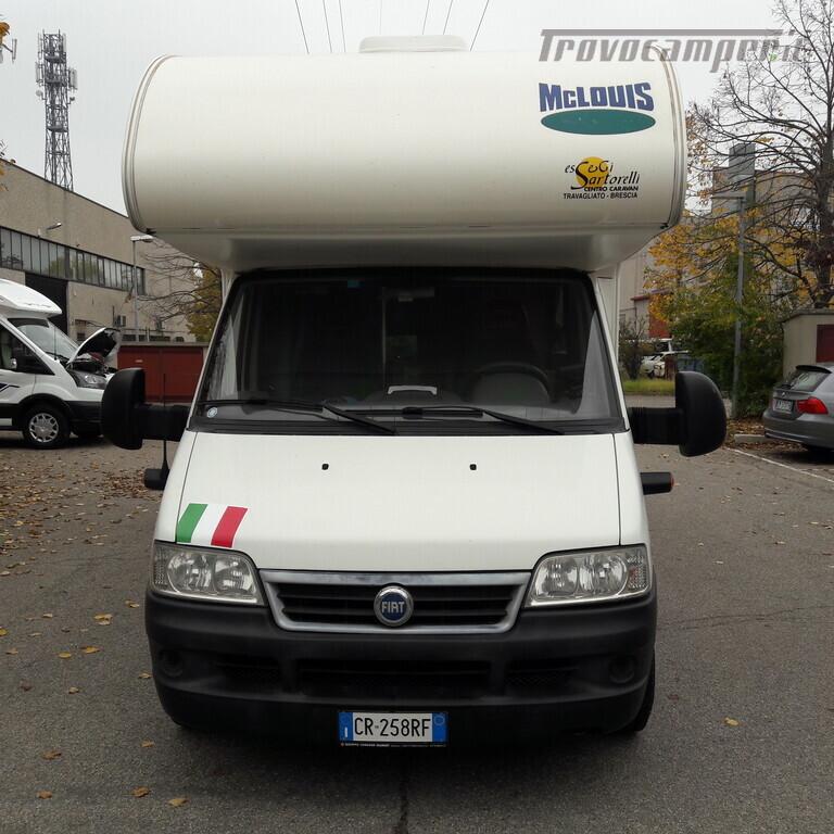 Mansardato 7 Posti Mc louis Glen 560 W usato  in vendita a Bologna - Immagine 2