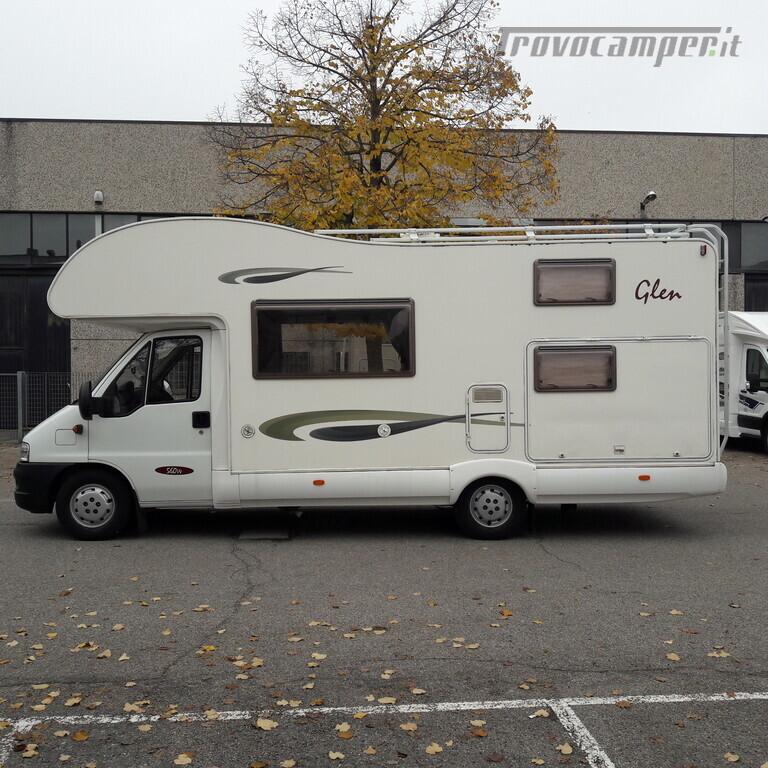 Mansardato 7 Posti Mc louis Glen 560 W usato  in vendita a Bologna - Immagine 4