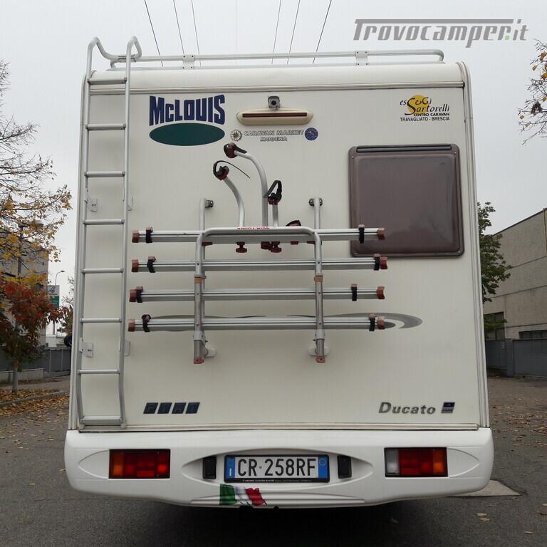Mansardato 7 Posti Mc louis Glen 560 W usato  in vendita a Bologna - Immagine 7