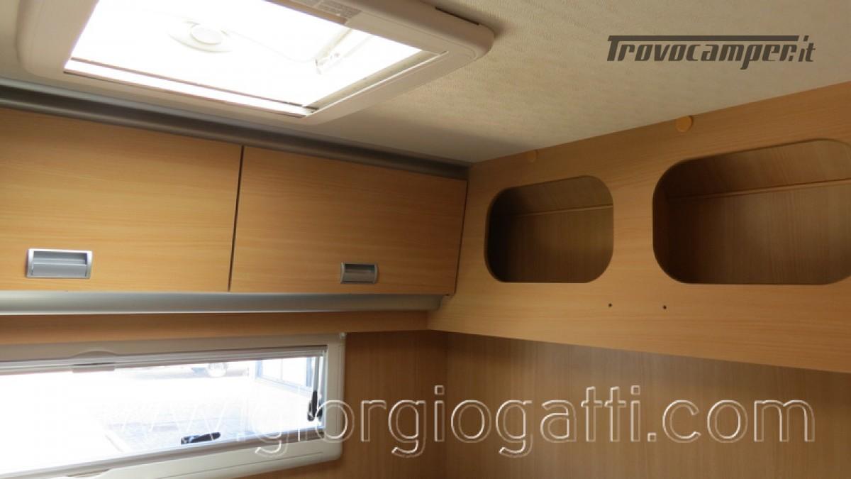 Camper Laika Kreos 3001 mansardato IVECO Daily 177cv usato  in vendita a Alessandria - Immagine 3