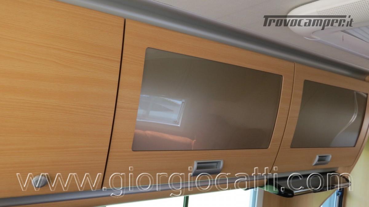 Camper Laika Kreos 3001 mansardato IVECO Daily 177cv usato  in vendita a Alessandria - Immagine 7