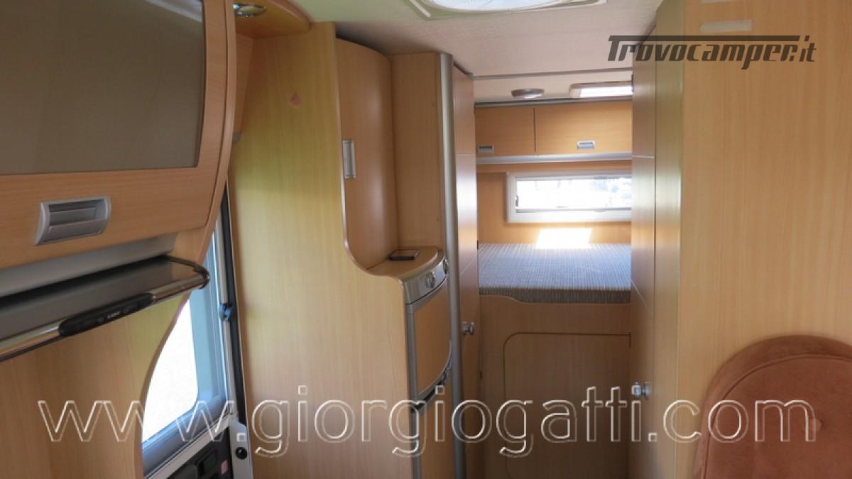 Camper Laika Kreos 3001 mansardato IVECO Daily 177cv usato  in vendita a Alessandria - Immagine 8