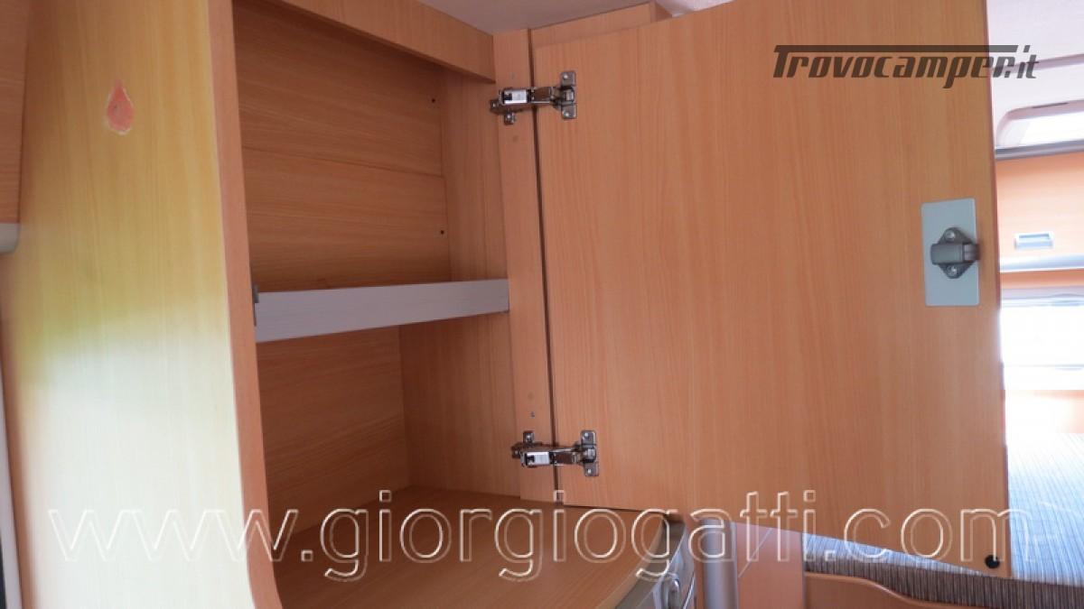 Camper Laika Kreos 3001 mansardato IVECO Daily 177cv usato  in vendita a Alessandria - Immagine 9